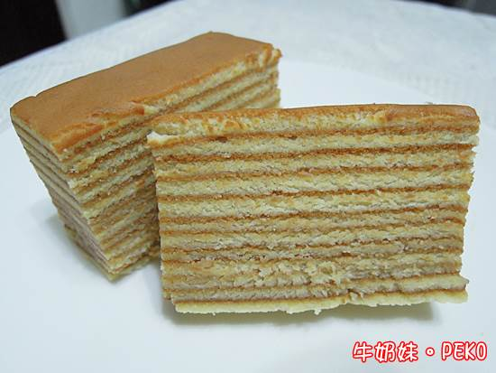 蜂蜜千層蛋糕02