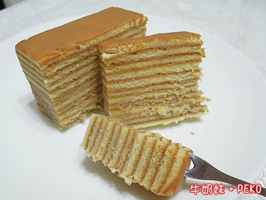 蜂蜜千層蛋糕03