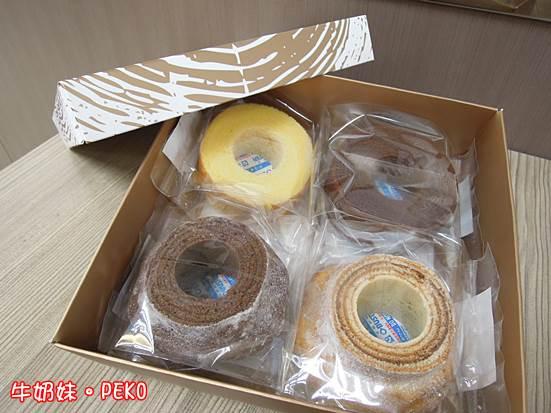MORI 年輪蛋糕02