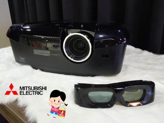 MITSUBISHI 三菱 HC7800D 家庭劇院投影機01