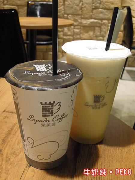 板橋樂芙達咖啡12