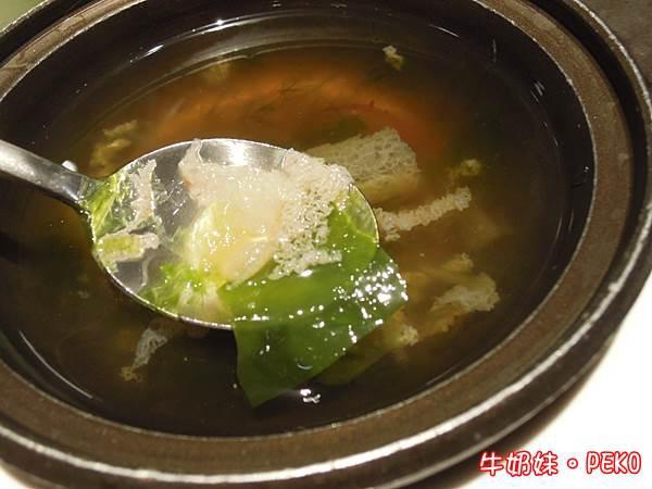 澎湖海菜鮮湯