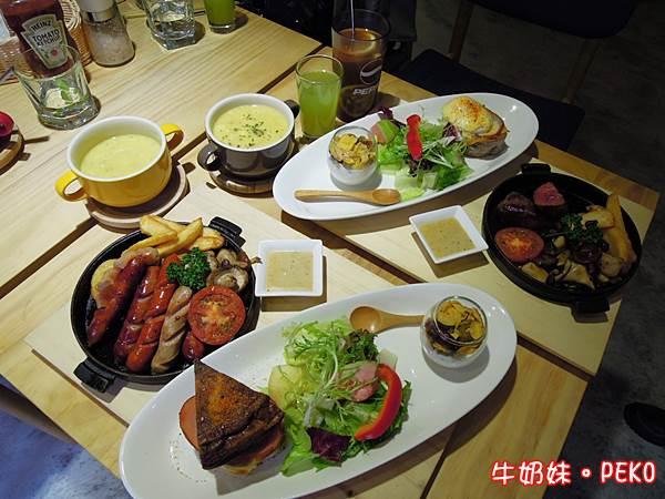 鬥牛士brunch早午餐05-2