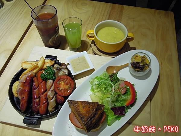 鬥牛士brunch早午餐06