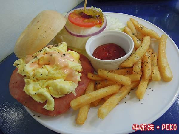 板橋雅米早午餐06