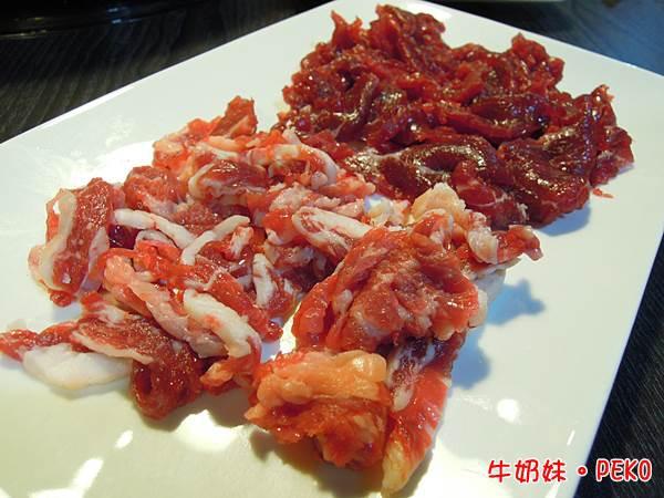 台北牛總涮牛肉10