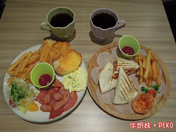 板橋 DUMA 早午餐 義大利麵09