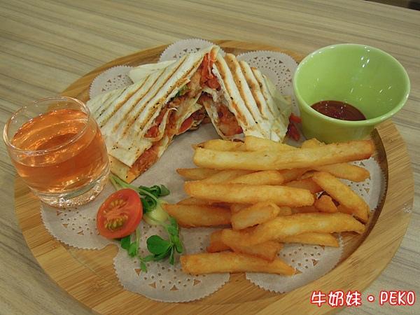 板橋 DUMA 早午餐 義大利麵11