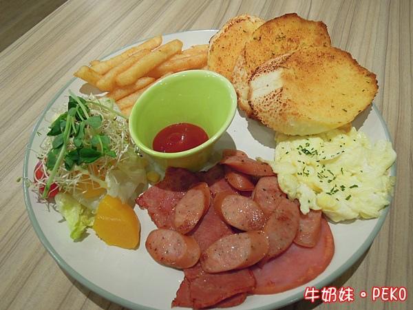板橋 DUMA 早午餐 義大利麵15