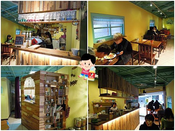 板橋 江子翠 奈野咖啡 NaiYe cafe 早午餐03