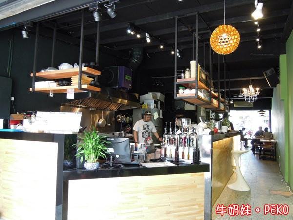 板橋 小廚房 咖啡 早午餐 長安街02