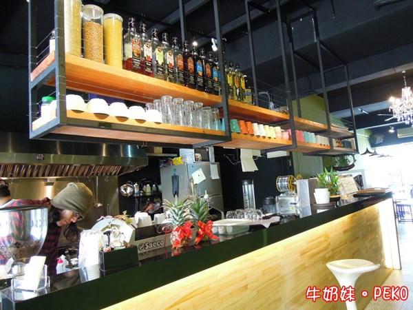 板橋 小廚房 咖啡 早午餐 長安街03