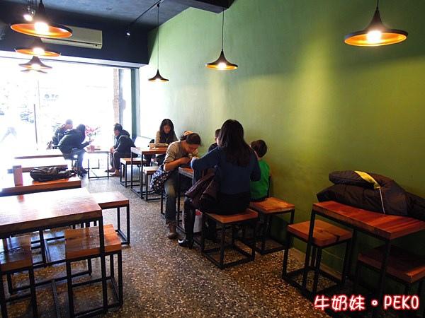 板橋 小廚房 咖啡 早午餐 長安街04