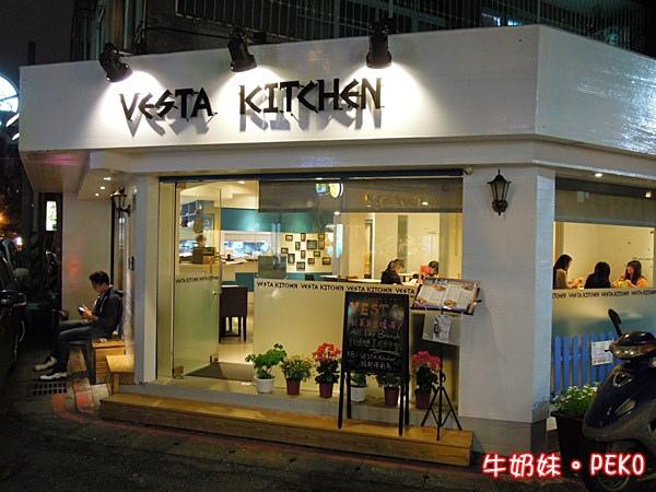 維斯塔廚房 Vesta Kitchen 早午餐 下午茶 安和路 信義線 美式餐廳01