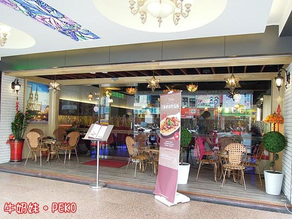 92 Mon Cafe 就愛夢咖啡 早午餐 布丁吐司02