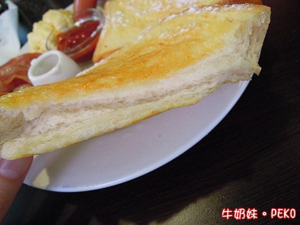92 Mon Cafe 就愛夢咖啡 早午餐 布丁吐司07