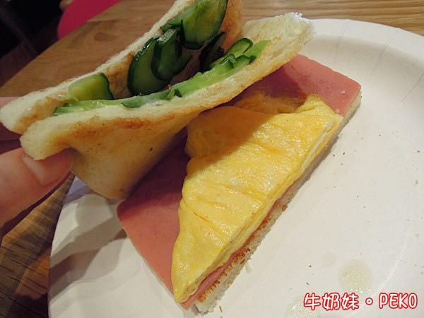照起工  永康街  炭烤三明治 手工茶  早午餐10
