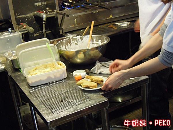 板橋 若葉鯛魚燒  點心 甜點04