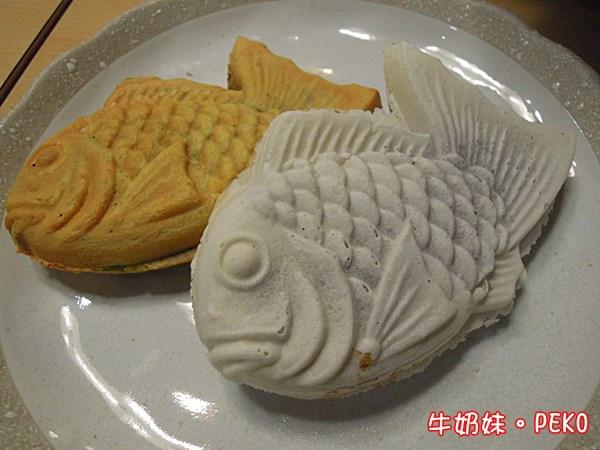 板橋 若葉鯛魚燒  點心 甜點06