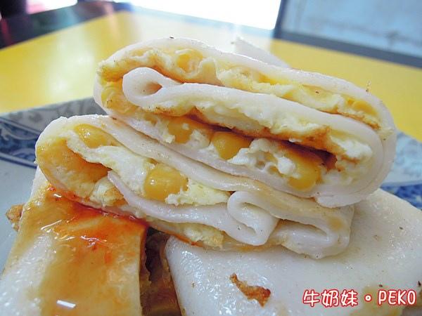 板橋 河粉蛋餅  廣式河粉煎  早餐05