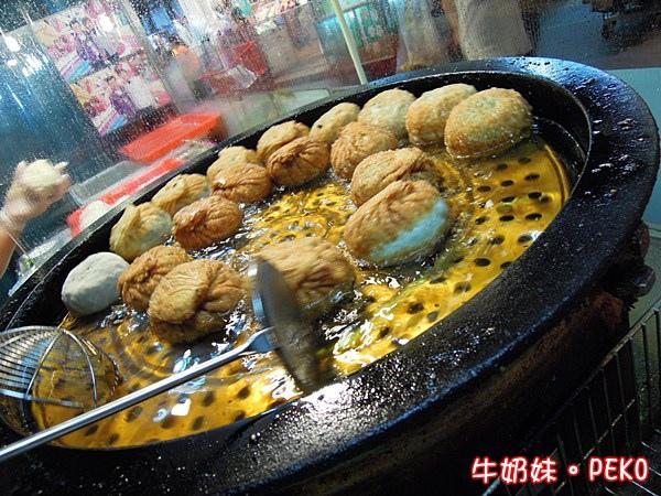 宜蘭 羅東夜市 小吃 七巧味三星蔥多餅02