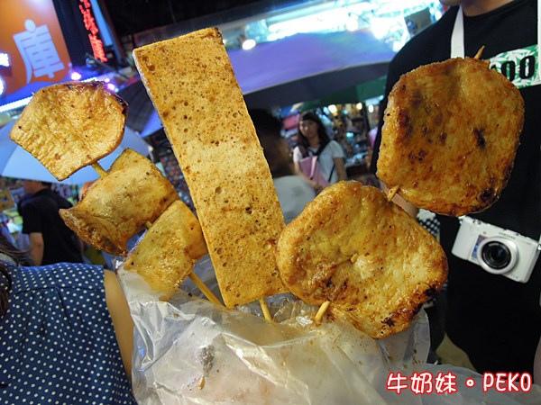 宜蘭 羅東夜市 小吃 烤肉風味 烤肉老店02