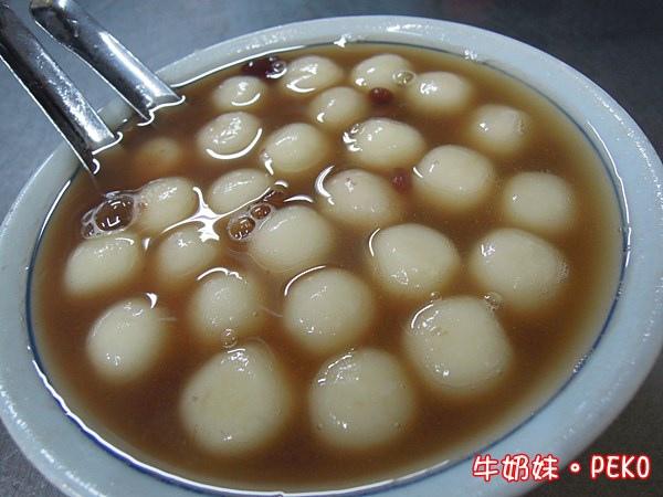 宜蘭 羅東夜市 小吃 紅豆湯圓02