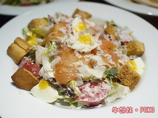 Capricciosa卡布里喬莎  台北餐廳 台北車站美食 枕頭披薩06