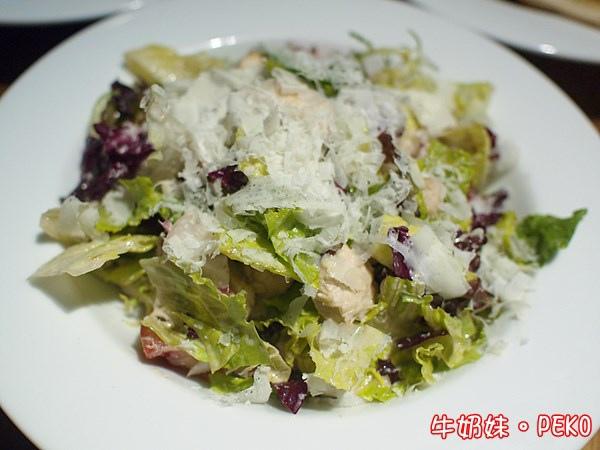 Capricciosa卡布里喬莎  台北餐廳 台北車站美食 枕頭披薩07