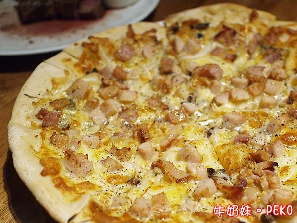 Capricciosa卡布里喬莎  台北餐廳 台北車站美食 枕頭披薩18