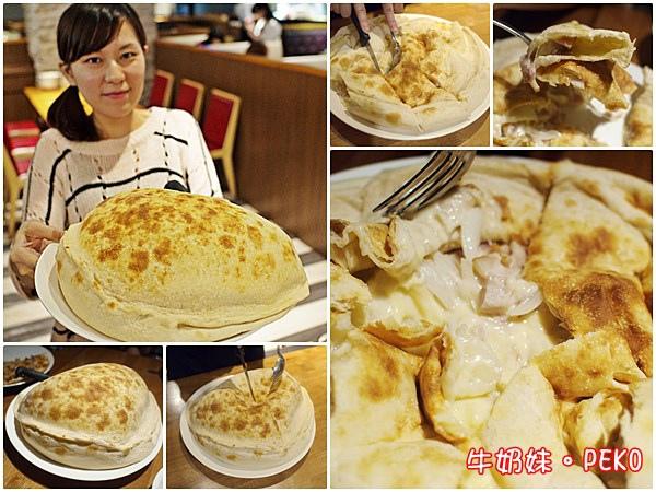 Capricciosa卡布里喬莎  台北餐廳 台北車站美食 枕頭披薩20
