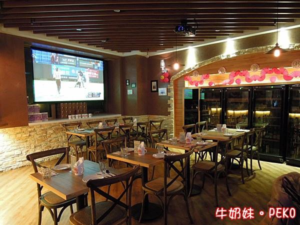 Bakery 49 板橋美食 板橋餐廳  團體聚餐 酸麵包 舊金山料理02