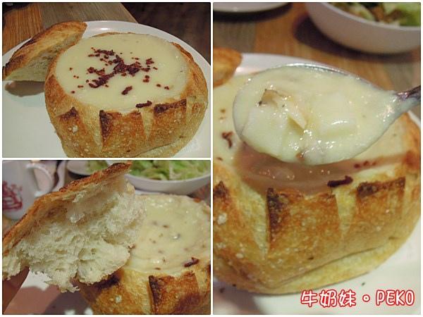 Bakery 49 板橋美食 板橋餐廳  團體聚餐 酸麵包 舊金山料理05