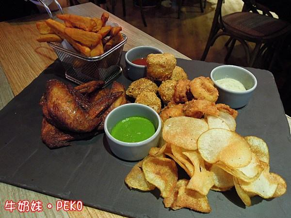 Bakery 49 板橋美食 板橋餐廳  團體聚餐 酸麵包 舊金山料理09