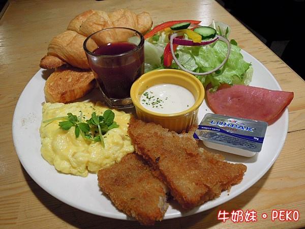 中和美食 Eating  Eating菜單 早午餐 咖啡05