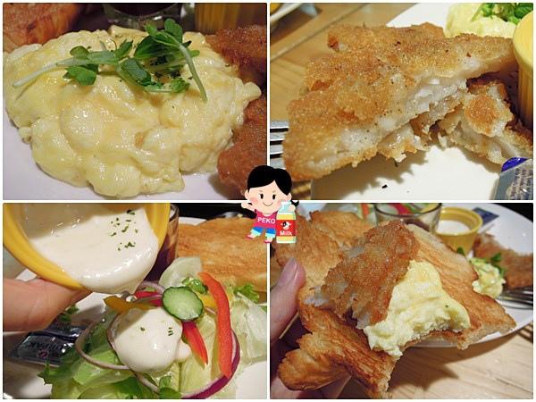 中和美食 Eating  Eating菜單 早午餐 咖啡06