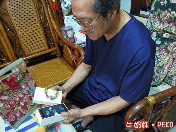 鴻海 InFocus M210 4.7吋 四核 智慧型手機  雙卡 開箱 紅米02