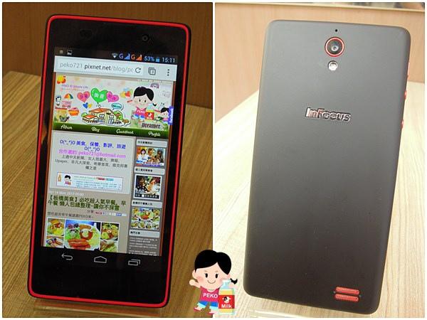 鴻海 InFocus M210 4.7吋 四核 智慧型手機  雙卡 開箱 紅米08