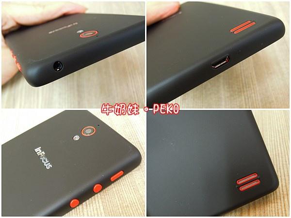 鴻海 InFocus M210 4.7吋 四核 智慧型手機  雙卡 開箱 紅米06