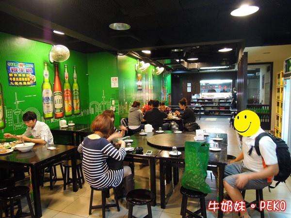西門町 熱炒 海鮮 鮮納肚 聚餐01-2