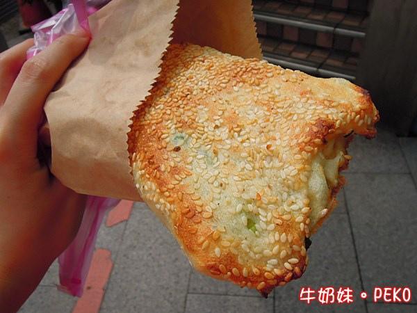 基隆美食 早餐  基隆車站 阿國碳烤燒餅04