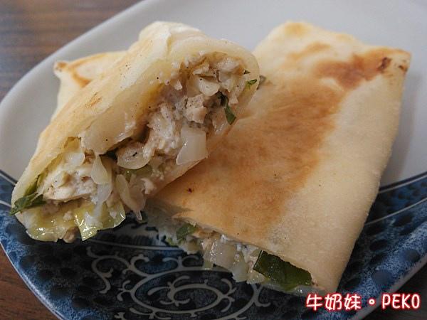 東區 江蘇菜盒子 豆腐捲 04