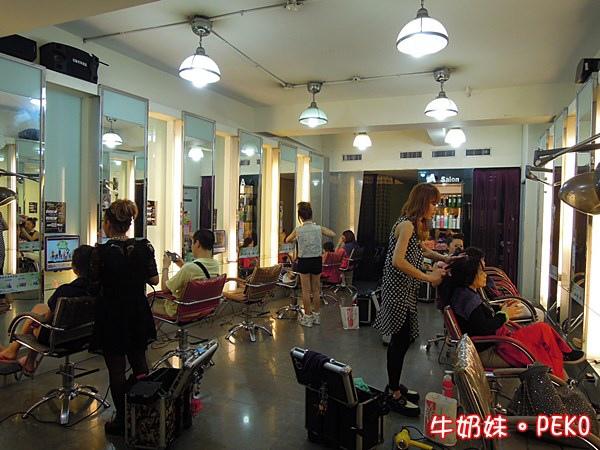 A.salon 板橋 剪髮 燙髮 護髮 極緻頭皮養護03