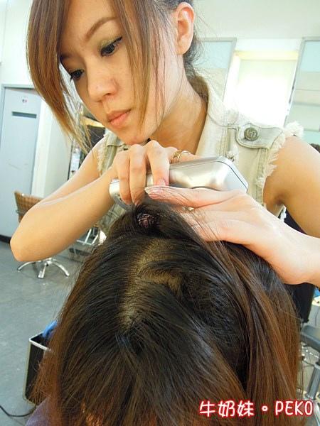 A.salon 板橋 剪髮 燙髮 護髮 極緻頭皮養護07