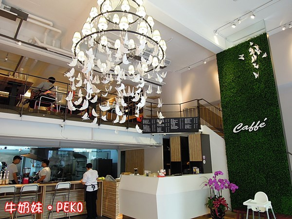 卡菲特咖啡 CalFit Cafe 內湖餐廳  西湖站美食 親子餐廳02