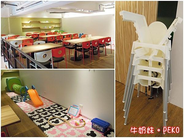 卡菲特咖啡 CalFit Cafe 內湖餐廳  西湖站美食 親子餐廳07