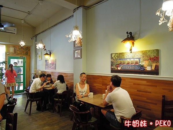 西門町 早餐 早午餐 餐廳 花嘴廚房 大嘴鳥03