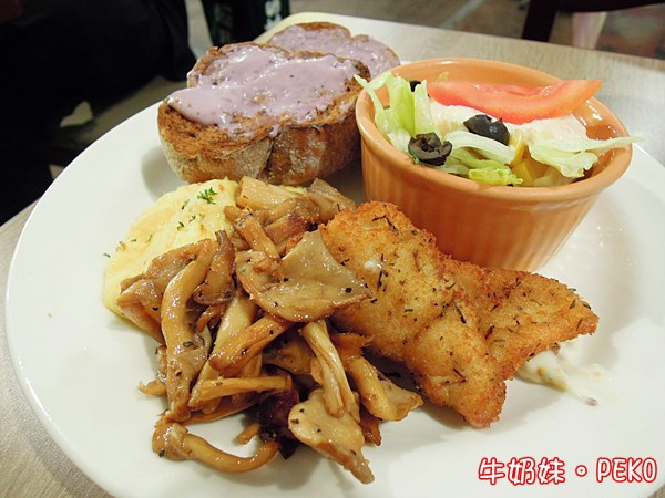 西門町 早餐 早午餐 餐廳 花嘴廚房 大嘴鳥06