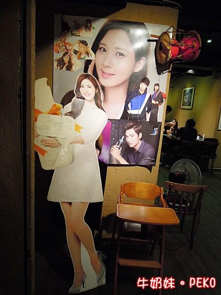 南京東路站美食 漢陽館 韓式料理 部隊鍋  少女時代03