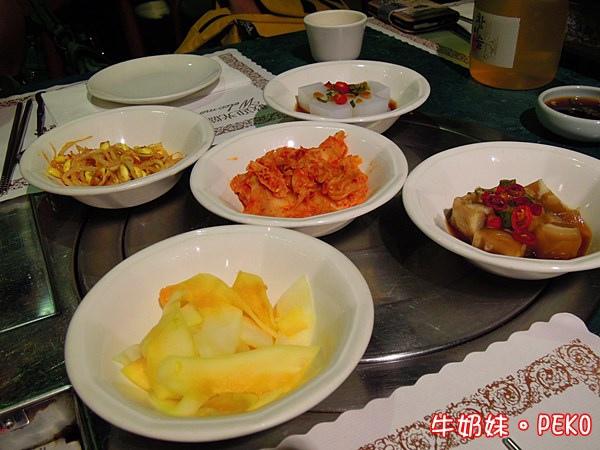 南京東路站美食 漢陽館 韓式料理 部隊鍋  少女時代08